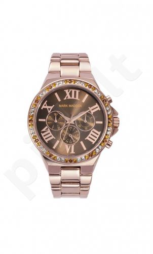 Laikrodis Mark Maddox  Pink Gold MM0013-43
