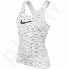 Marškinėliai treniruotėms Nike Pro Cool Tank W 803167-100