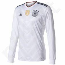Marškinėliai futbolui Adidas Vokietija Replika Home Long Jersey 2016/17 M B47862