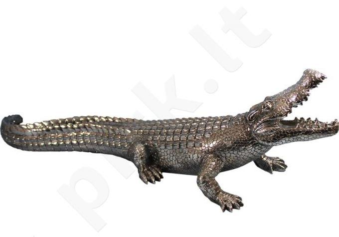 Krokodilas statulėlės