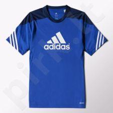 Marškinėliai treniruotėms Adidas Sereno 14 M F49699