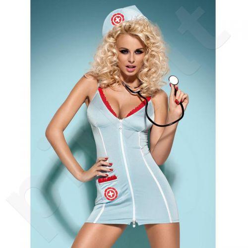 Teminis kostiumas Gydytoja L/XL