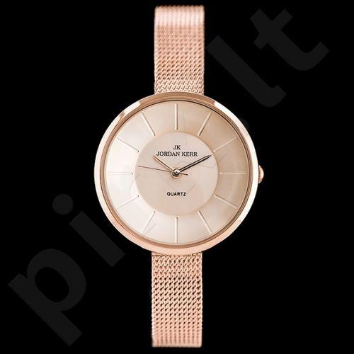 Jordan Kerr moteriškas laikrodis JK170RG