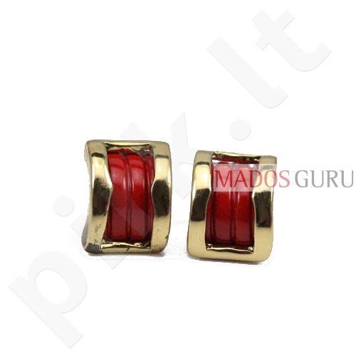 Dviejų spalvų auskarai A281