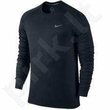 Marškinėliai bėgimui  Nike Dri-FIT Miler M 683570-010