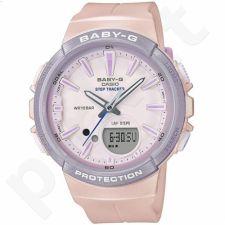 Moteriškas CASIO laikrodis BGS-100SC-4AER