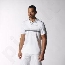 Marškinėliai tenisui Adidas Barricade Polo M S15685