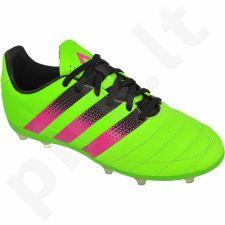 Futbolo bateliai Adidas  ACE 16.1 FG/AG Jr Leather AF5093