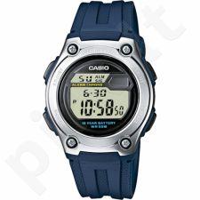 Vaikiškas, Moteriškas laikrodis Casio W-211-2AVES