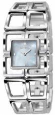 Laikrodis BREIL TRIBE B GLAM moteriškas Strass L. Blue