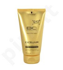 Schwarzkopf BC Bonacure Excellium Taming kondicionierius, kosmetika moterims, 150ml