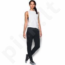 Sportinės kelnės Under Armour French Terry Jogger Pant W 1285237-001