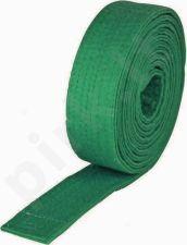Diržas budo 2,4m žalias