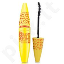 Maybelline Mascara Colossal Volum Cat Eyes Black, 9,5ml, kosmetika moterims