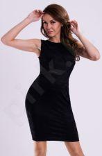 Emamoda suknelė - juoda 12010-1