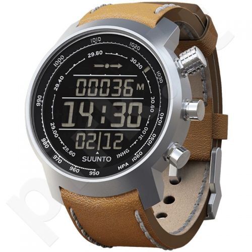 Vyriškas laikrodis SUUNTO ELEMENTUM TERRA n/brown leather