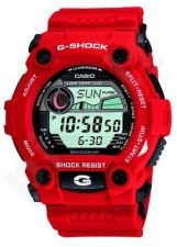 Laikrodis CASIO G-SHOCK G-7900-A-7DR CLASSIC DIGITAL SPORT Shock & Magnetic resistant Auto led World time 29 zones Moon data - 4 daily s Snooze Hourly Time Signal Full auto-calendar WR 200mt **O