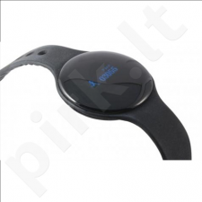 KSIX Fitness Band Sport Tracker For Smartphones Black
