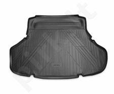 Guminis bagažinės kilimėlis LEXUS ES 250 2015-> black /N23003
