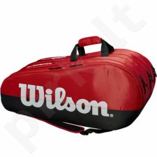Krepšys tenisui Wilson Team 3 Comp BKRD WRZ857915
