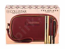 Collistar Infinito, rinkinys blakstienų tušas moterims, (blakstienų tušas 11 ml + Eye Kajal Pencil 0,8 g Black + kosmetika krepšys The Bridge), (Extra Black)