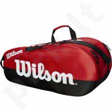 Krepšys tenisui Wilson Team 2 Comp BKRD WRZ857909