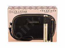 Collistar Volume Unico, rinkinys blakstienų tušas moterims, (blakstienų tušas 13 ml + Eye Kajal Pencil 0,8 g Black + kosmetika krepšys The Bridge), (Intense Black)