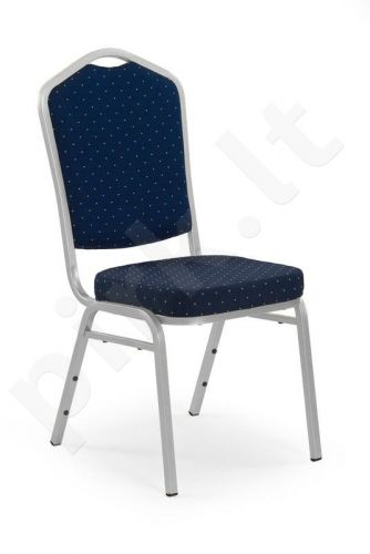 Kėdė K66S, mėlynos sp.