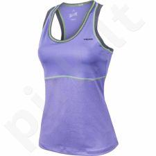 Marškinėliai tenisui Head Vision Berry Tank Top W 814346