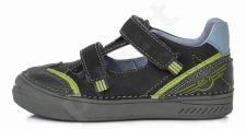 D.D. step juodi batai 25-30 d. 040438bm