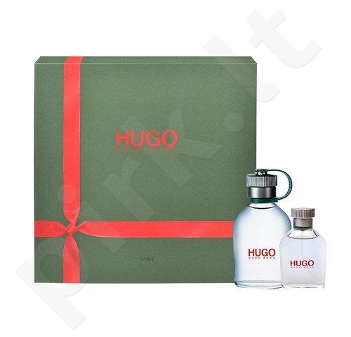 Hugo Boss Hugo rinkinys vyrams, (tualetinis vanduo 125ml + 40ml tualetinis vanduo)