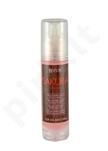 Diet Esthetic Sakura Splash Perfumed Glossy Effect, kosmetika moterims, 50ml