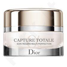 Christian Dior Capture Totale Multi-Perfection akių priežiūros priemonė, kosmetika moterims, 15ml
