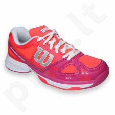Sportiniai bateliai  tenisui Wilson Rush Pro Jr WRS319960