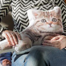 Dekoratyvinė pagalvėlė su gyvūnais