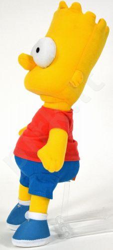 """Pliušinė Simpsonų lėlė """"Bartas"""" (38cm)"""