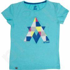 Marškinėliai 4f Junior T4Z16-JTSD001 turkio spalvos