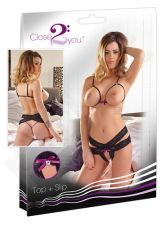 Close2You top + slip (S/M, M/L)