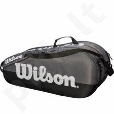Krepšys tenisui Wilson Team 2 Comp GY WRZ854909