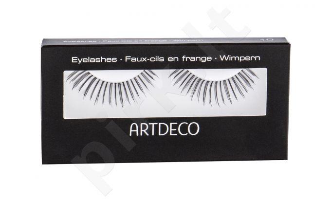 Artdeco Eyelashes, dirbtinės blakstienos moterims, 1pc, (10)