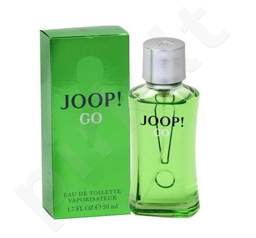 Joop Go, tualetinis vanduo (EDT) vyrams, 100 ml