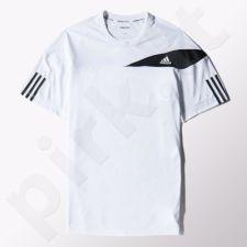 Marškinėliai tenisui Adidas Response Tee M S09671