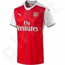 Marškinėliai futbolui Puma Arsenal Football Club Authetnic Home M 74970801