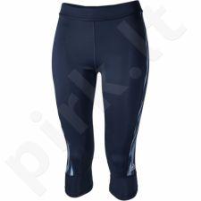 Sportinės kelnės Adidas 3/4 Techfit Capri Print 1 W BK2951