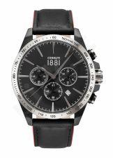 Laikrodis CERRUTI CONERO CRA126SB02BK
