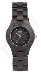 Laikrodis WE WOOD MOON BLACK