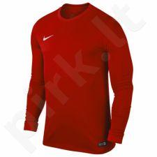 Marškinėliai futbolui Nike PARK VI LS  Junior 725970-657