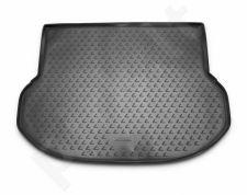 Guminis bagažinės kilimėlis LEXUS NX 2014-> black /N23021