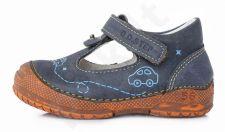 D.D. step tamsiai mėlyni batai 20-24 d. 038255u
