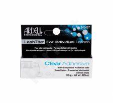 Ardell LashTite, Clear Adhesive, dirbtinės blakstienos moterims, 3,5g